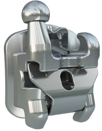 Empower self ligating bracket